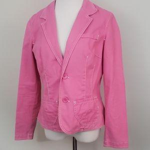 Pink Mix It Blazer